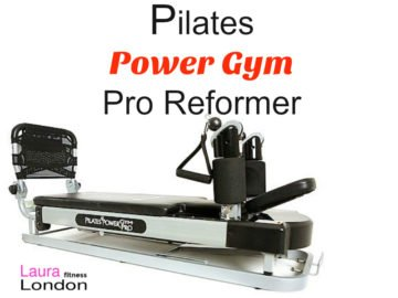 Pilates Power Gym Reformer