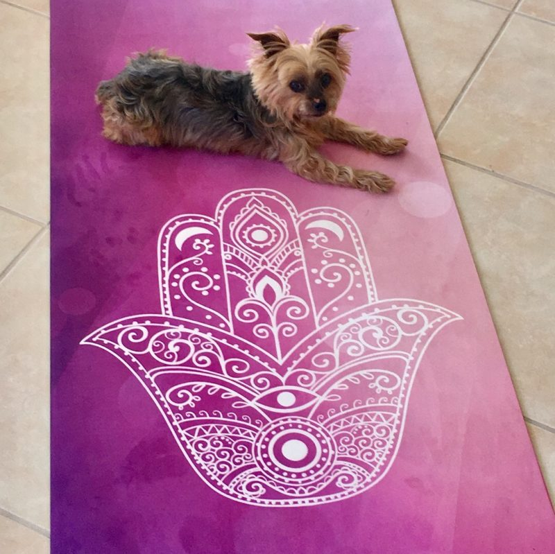 Talk to The Hamasa Soul Obsession Yoga Mats