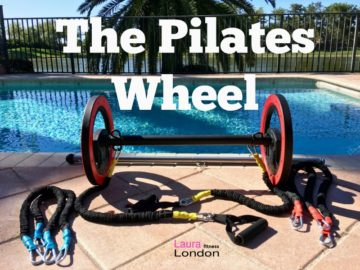 The Pilates Wheel Portable Exercise System