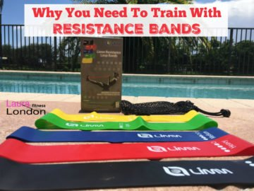 resistance band training
