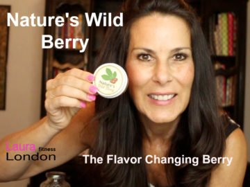 Nature's Wild Berry - The Ledidi Berry
