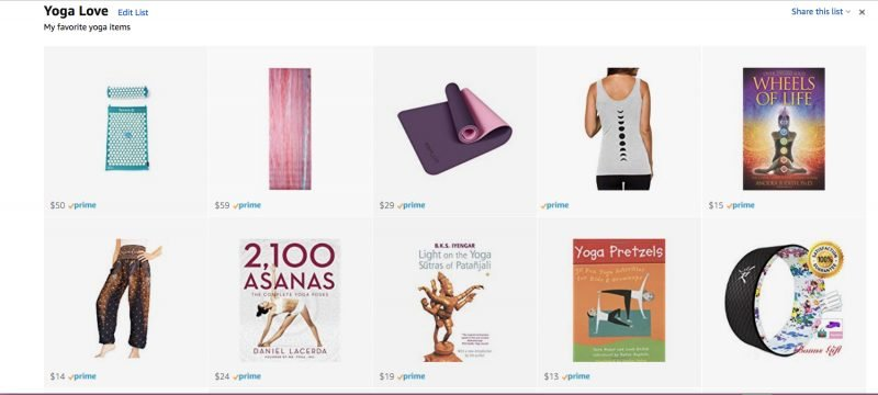 Amazon Yoga Magasin De Laura Londres