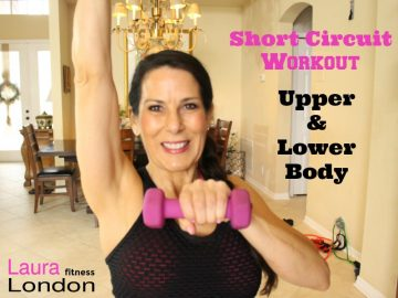 Full body short circuit workout