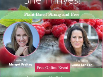 She Thrives Plant Based Summit