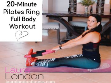 Pilates Ring Workout Laura London