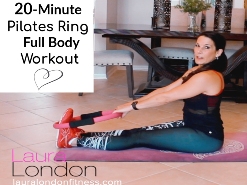 Pilates Ring Workout Laura London