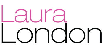Laura London logo